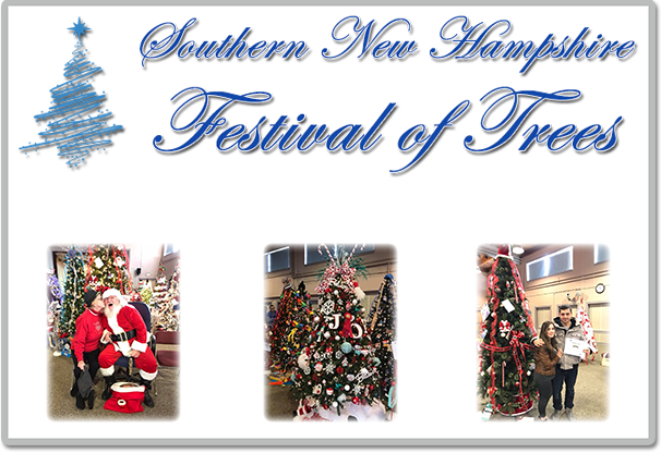Southern New Hampshire Festival of Trees, Pelham, NH